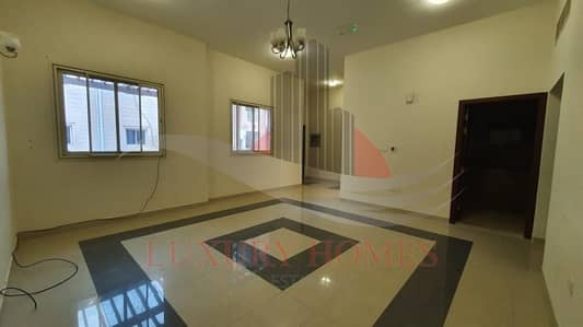 2 Bedroom Flat for Rent in Al Muwaiji, Al Ain - Ground Floor Compound Apartment with Pool