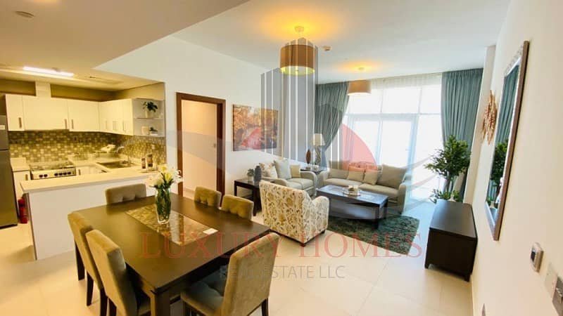 Fully Furnished Brand New 13 Months Contract