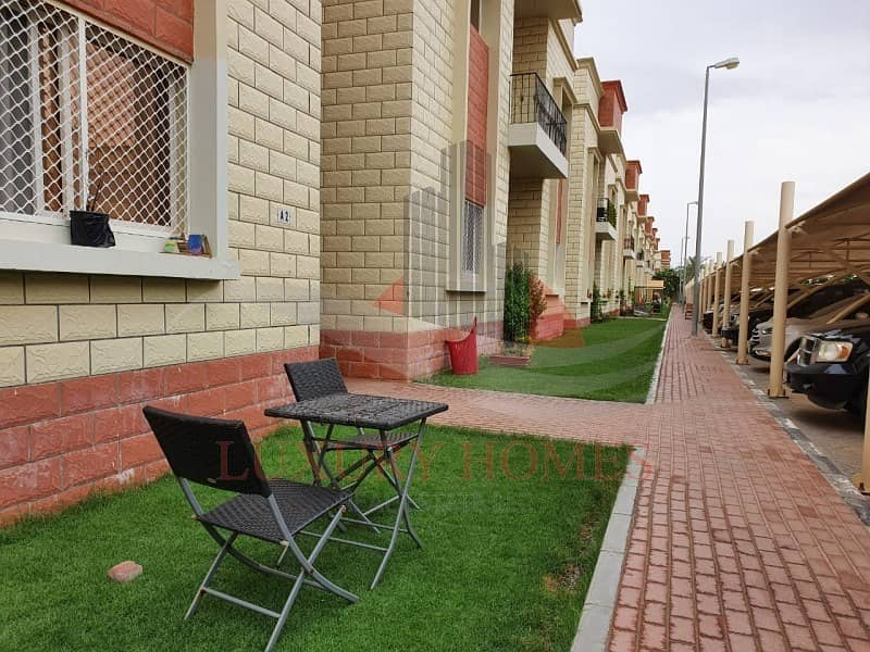 2 Amazing Compound Apt with Balcony and Facilities