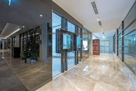Shop for Rent in Barsha Heights (Tecom), Dubai - Chiller Free|Fully Fitted|Opposite Metro