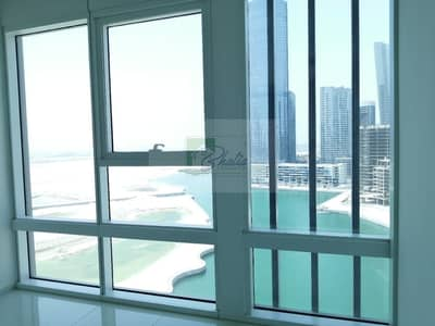 2 Bedroom Apartment for Rent in Al Reem Island, Abu Dhabi - 6500 Monthly: Bright 2 BR Apartment with Canal View