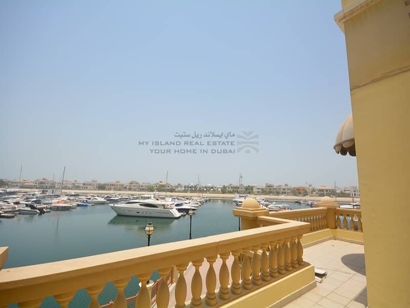 10 Private garage l Direct access to Nakheel Mall