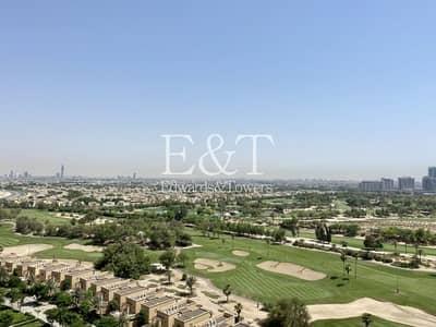 شقة 2 غرفة نوم للايجار في ذا فيوز، دبي - Superb Vacant Two Bed With Golf Course View