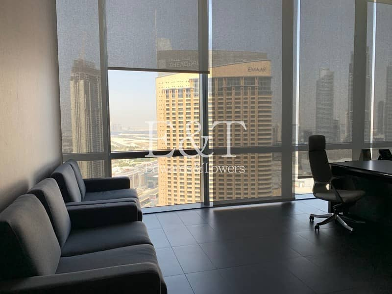 20 Fully Furnished Office Blvd Plaza Tower 1