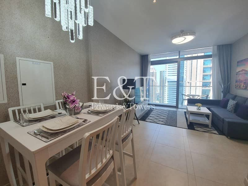 13 Large Type | Nicely Furnished | Utility bills Included in the price