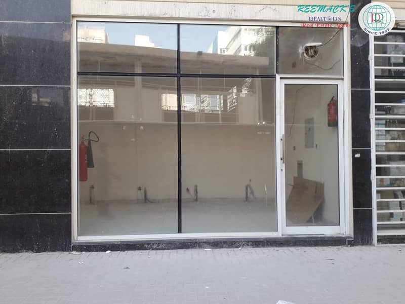 10 SHOP AVAILABLE IN AL GHUWAIR AREA