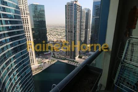 2 Bedroom Flat for Sale in Jumeirah Lake Towers (JLT), Dubai - Spacious Duplex + Maids Room | Beautiful Views