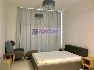 Candace Acacia    Exclusive Studio (Fully Furnished)    Chiller Free    Higher floor Rent - AED. 27