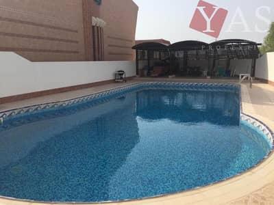 فیلا 4 غرف نوم للايجار في خزام، رأس الخيمة - Spacious   4 BR Villa   For rent in Khuzam