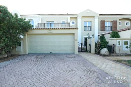 4 Bedroom Townhouse for Sale in Motor City, Dubai - Exclusive Townhouse | Opposite Pool | 4Bed