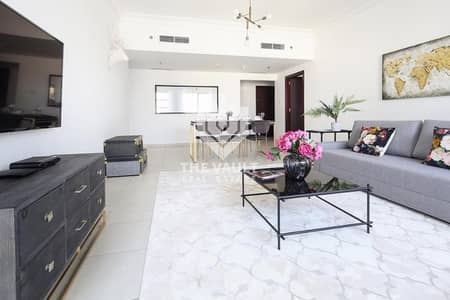2 Bedroom Flat for Sale in Jumeirah Lake Towers (JLT), Dubai - Stunning Golf View | Furnished | Vacant