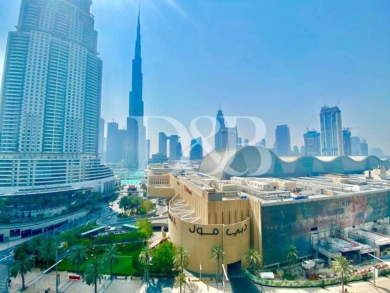 Fur/Un Furnished | Full Burj Khalifa View Must See