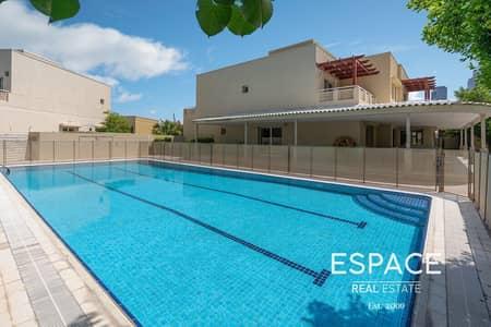 فیلا 5 غرف نوم للبيع في السهول، دبي - Exclusive Type 8 |Cul De Sac |11200 Plot