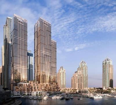 4 Bedroom Penthouse for Sale in Dubai Marina, Dubai - 5 Star | Half Floor Penthouse | Marina Views
