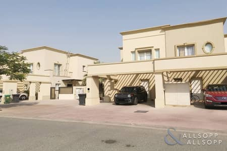 2 Bedroom Villa for Sale in The Springs, Dubai - Two Bedroom | Type 4E | Quite Location