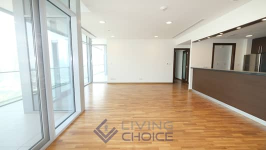 2 Bedroom Apartment for Rent in DIFC, Dubai - Long Balcony | Spacious Dinning and Kitchen