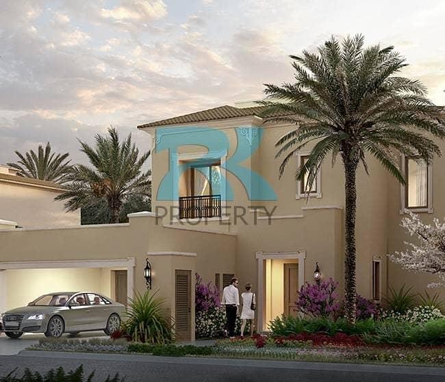 3-Bedroom + Maid's Villa at La Quinta