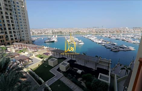 2 Bedroom Flat for Rent in Palm Jumeirah, Dubai - SEA  VIEW   2 BR + MAID'S ROOM APARTMENT   PALM JUMEIRAH