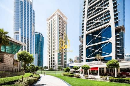 1 Bedroom Flat for Rent in Jumeirah Lake Towers (JLT), Dubai - BRIGHT CORNER 1BR | 5mins to METRO | Armada Tower| JLT