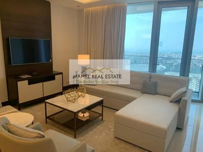 Brand new Furnished 2BR with Full Sea view