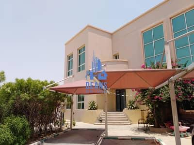 فیلا 5 غرف نوم للايجار في مدينة خليفة أ، أبوظبي - AMAZING OFFER 5 BR VILLA WITH SHARED FACILITIES
