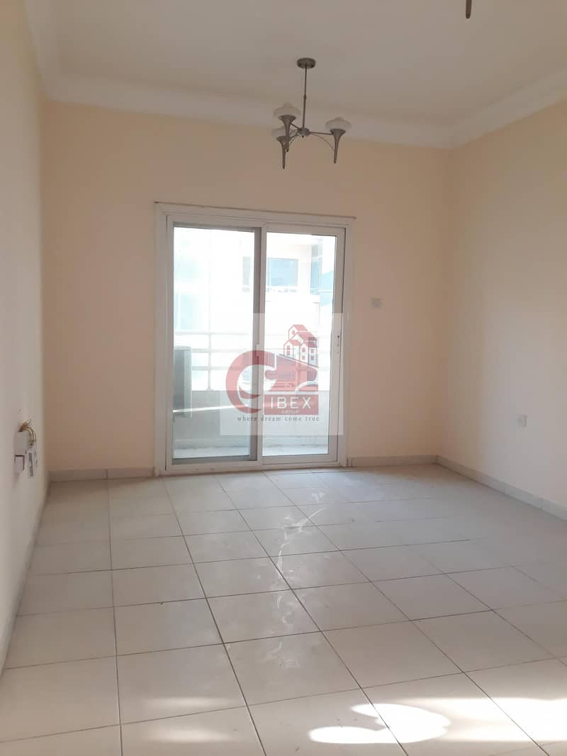 Mega offer!!!2 Month free Spacious 1bhk with Balcony just in 24k in Al nahda sharjah and 6 chqs