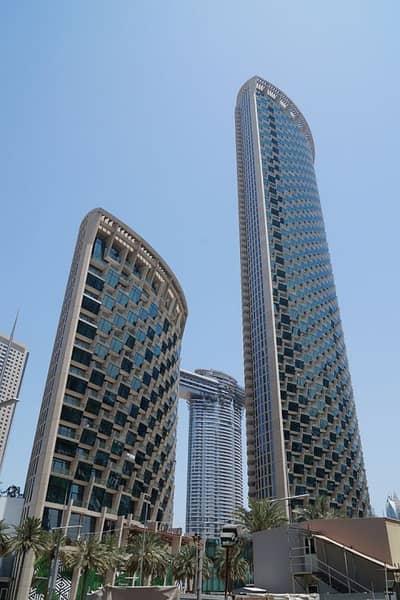 Unique  High Floor Full Burj View 3BHK+M For Rent