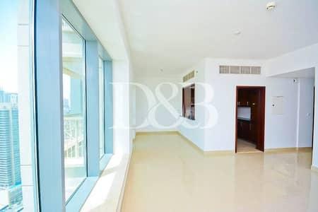 فلیٹ 1 غرفة نوم للايجار في وسط مدينة دبي، دبي - Corner Unit   Very Spacious   Unfurnished