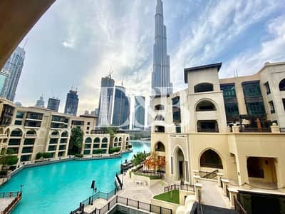 3 Bedroom Flat for Rent in Old Town, Dubai - 3 Bedrooms | Maids Room | Fountain View
