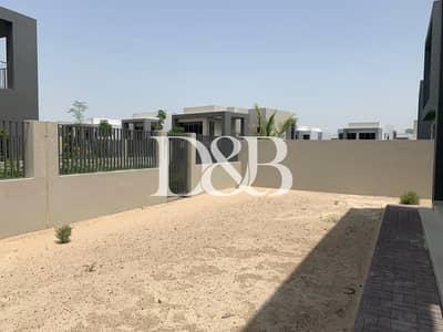 فیلا 3 غرف نوم للايجار في دبي هيلز استيت، دبي - Rare Park Facing Unit | Close To Pool | Big Plot