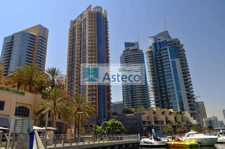 2 Bedroom Flat for Rent in Dubai Marina, Dubai - Spacious 2 BR