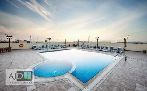 شقة 1 غرفة نوم للايجار في جميرا، دبي - شقة في لا بلاج (الشاطئ) جميرا 2 جميرا 1 غرف 65000 درهم - 3568400