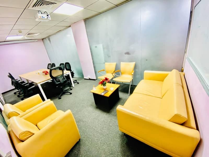 2 Cheap and beautiful Office for Rent IN ABUDHABI