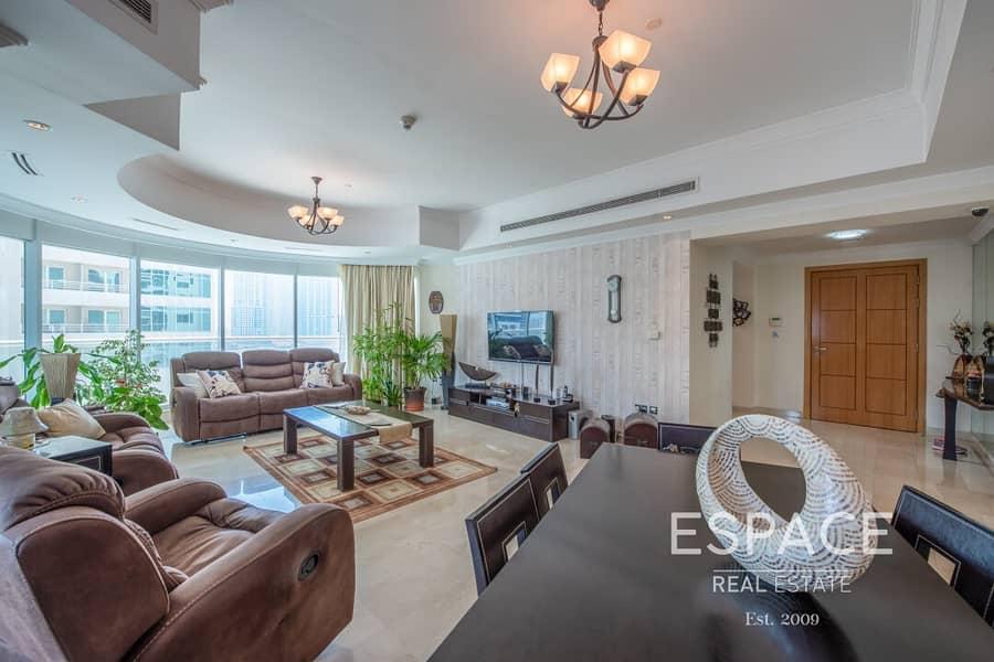 2 Marina View | 3 Bedrooms | 2326 Sqft BUA