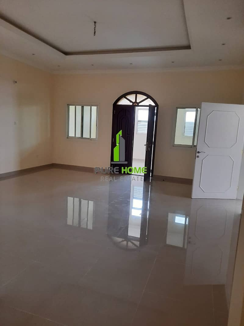 Superb 3 Bedrooms Villa with Maid Room Ready for Rent