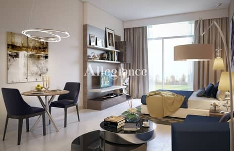 Studio for Sale in DAMAC Hills (Akoya by DAMAC), Dubai - Elegant Apartment | High Returns | Payment Plan