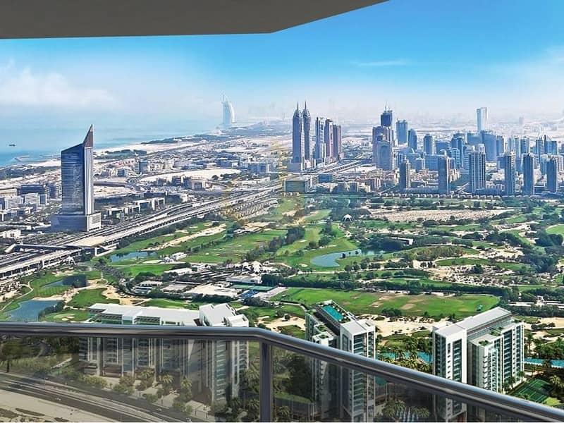 2 Spectacular City Views   World-Class Finishes   Seven City- JLT
