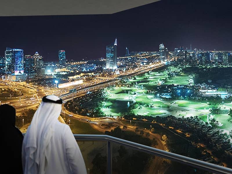 18 Spectacular City Views   World-Class Finishes   Seven City- JLT