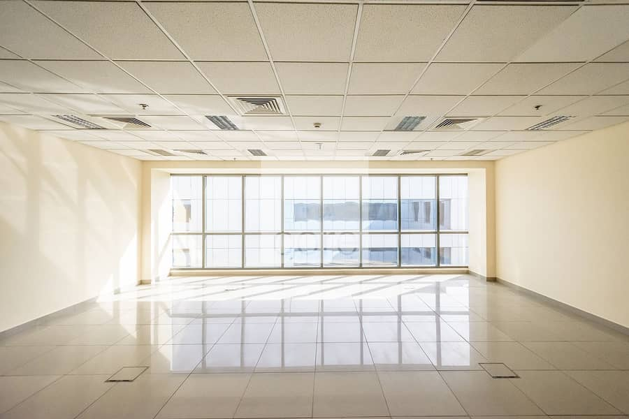 Fitted office on prime location   High floor