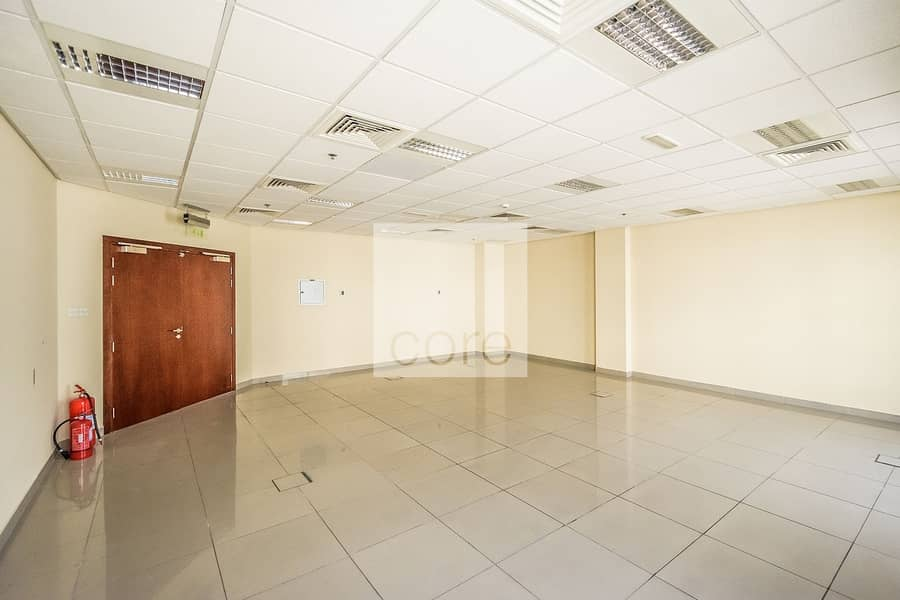 Multiple sizes office in EBC for rent