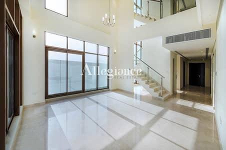 فیلا 6 غرف نوم للايجار في مدينة ميدان، دبي - Brand New | Burj Khalifa View | Stand-alone Villa