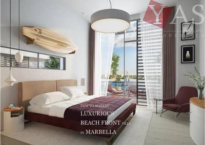 فیلا 4 غرف نوم للبيع في میناء العرب، رأس الخيمة - Beach Front Living | 4 Bedroom |  Marbella
