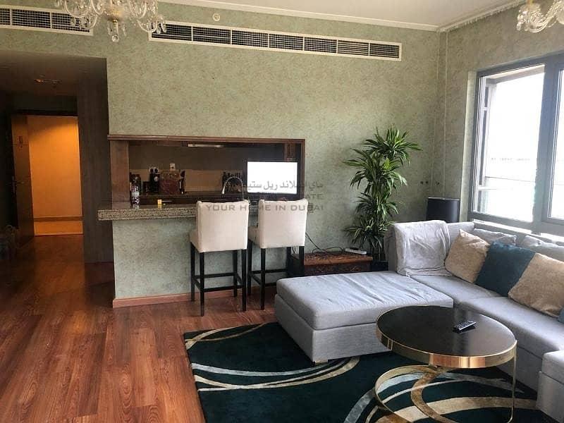 Fully Furnished - 1 Bedroom - Wooden Flooring