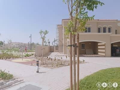 فیلا 3 غرف نوم للايجار في سيرينا، دبي - Amazing Type B   3 BR+Maid Villa   Single Row   Bella Casa