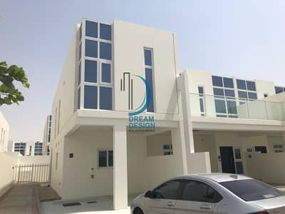 3 Bedroom Villa for Rent in Akoya Oxygen, Dubai - End Unit  | Astonishing unit with Maid's room