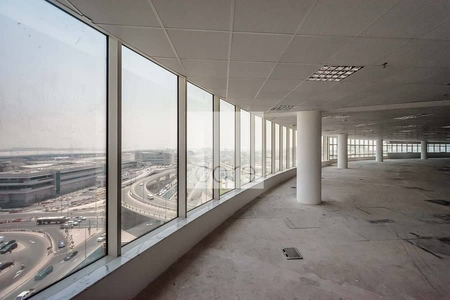 Fitted Full Floor Office   Prime Location