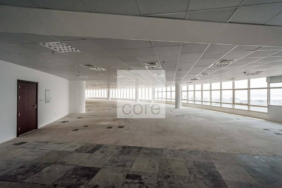 Full Floor Office | Fitted | On High Floor