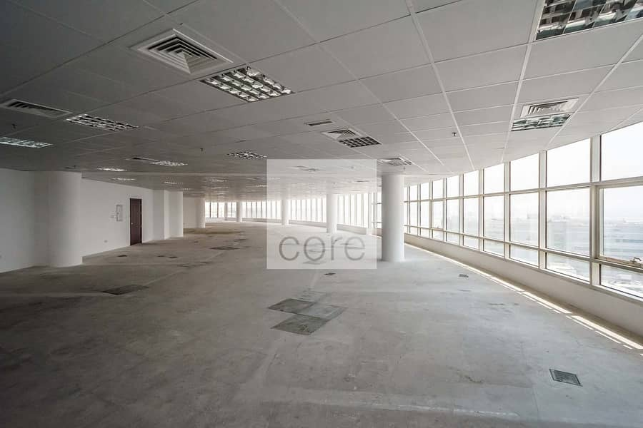 2 Full Floor Office | Fitted | On High Floor