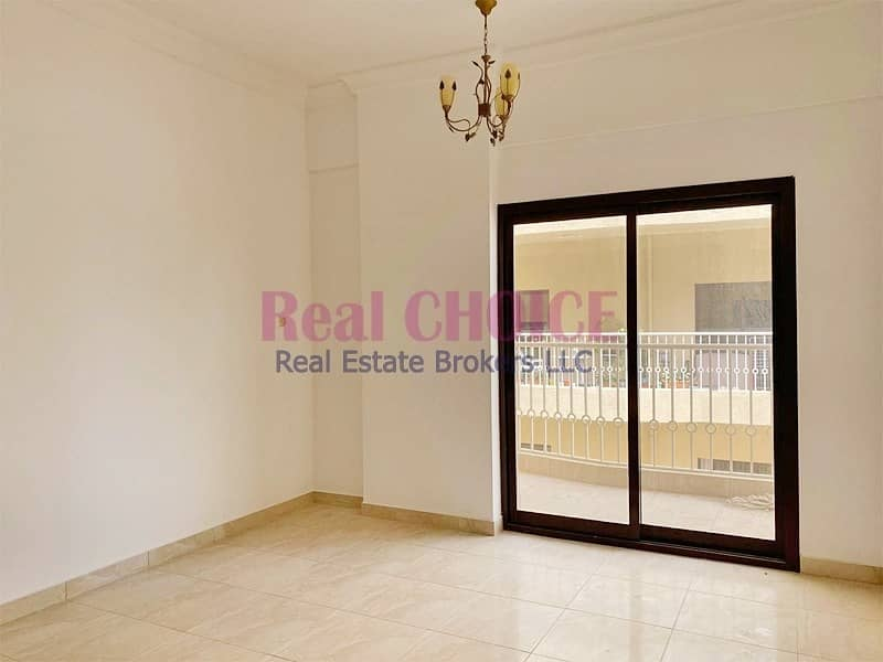 2 Spacious 1BR Apartment|Vacant and Ready-to-Move