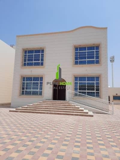 8 Bedroom Villa for Rent in Al Gurm, Abu Dhabi - Very Huge and Outstanding 8 Bedrooms Villa for Rent in Al Gurm